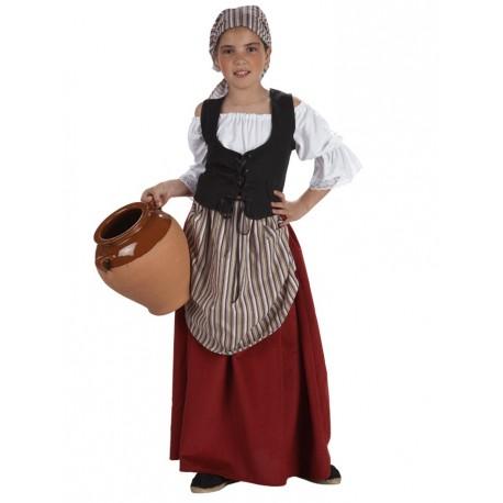 Disfraz de Mesonera Infantil