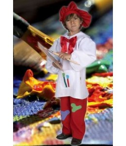 Disfraz de Pintor Infantil