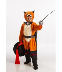 Disfraz de Gato con Botas Infantil