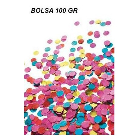 Bolsa de Confetti 100GR