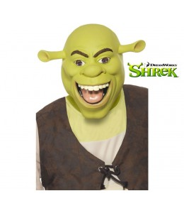 Mascara de shrek