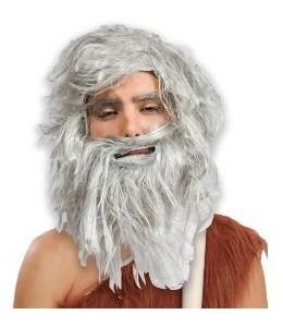 Peluca y Barba de Naufrago