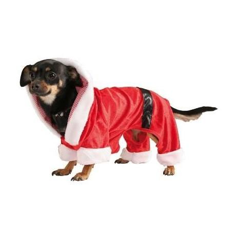 Disfraz de Papa Noel para Perro