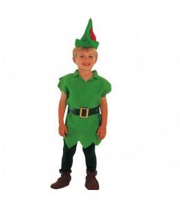 Disfraz de Arquero Robin Hood Bebe