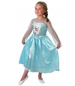 Disfraz de Elsa de Frozen Infantil