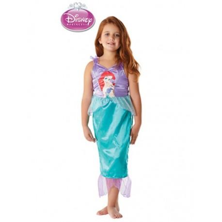 Disfraz de Sirenita Ariel de Disney