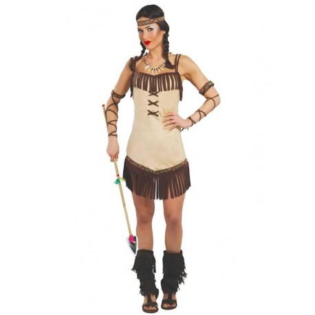 Disfraz de India Miwok