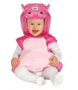 Disfraz de Hipopotamo Bebe