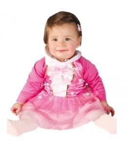 Disfraz de Princesa Rosa Baby