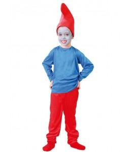 Disfraz de Papa Pitufo Infantil