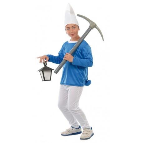 Disfraz de Pitufo Infantil