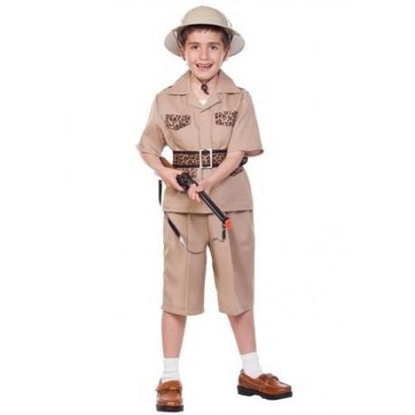 Disfraz de Explorador Infantil