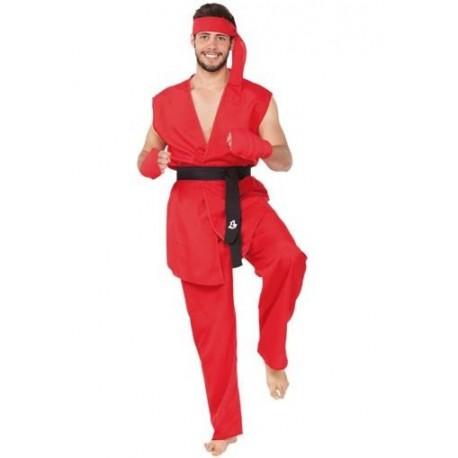 Disfraz de Guerrero Kung Fu