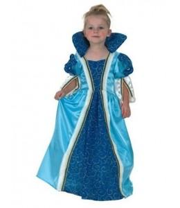 Disfraz de Princesa Azul Bebe