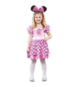 Disfraz de Ratita Rosa Infantil