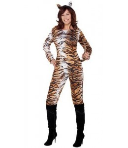 Disfraz de Tigresa Buzo