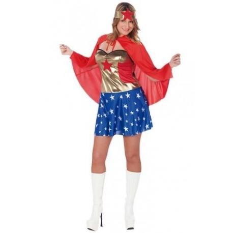Disfraz de Wonder Heroina