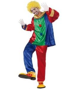 Disfraz de Payaso Colores