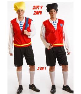 Disfraz de Zipi Zape 2 en 1