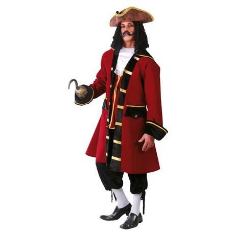 Disfraz de Capitan Pirata con Garfio