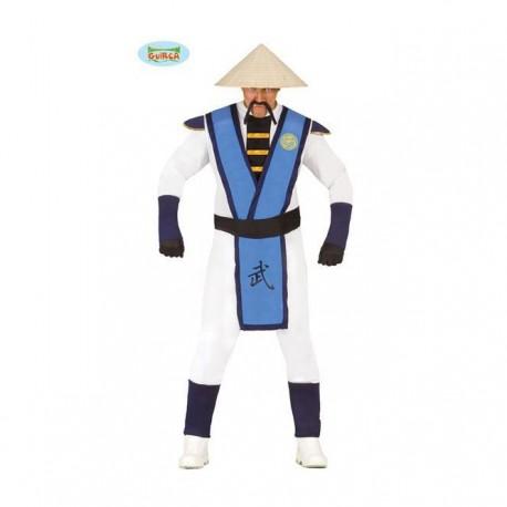 Disfraz de Kung Fu Blanco