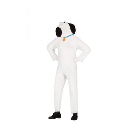 Disfraz de Perrito Blanco