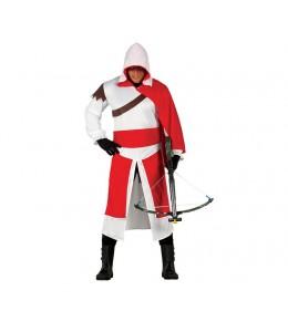 Disfraz de Mercenario Templario
