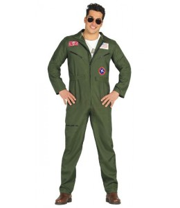 Disfraz de Piloto de Caza