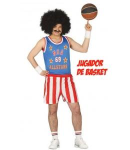 Disfraz de Jugador de Basquet