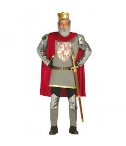 Disfraz de Rey Corazon de Leon