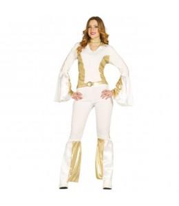 Disfraz de Pop Star Dorada