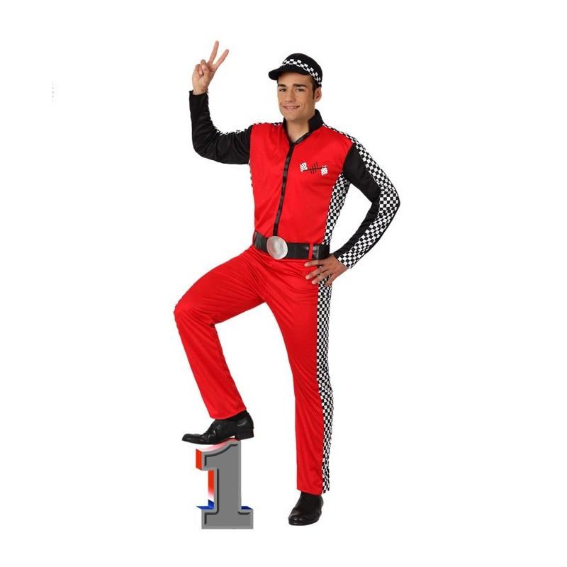 fbd26ef98 Comprar Disfraz de Piloto Carreras por solo 23.00€ – Tienda de ...