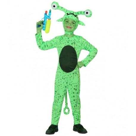 Disfraz de Alien Infantil