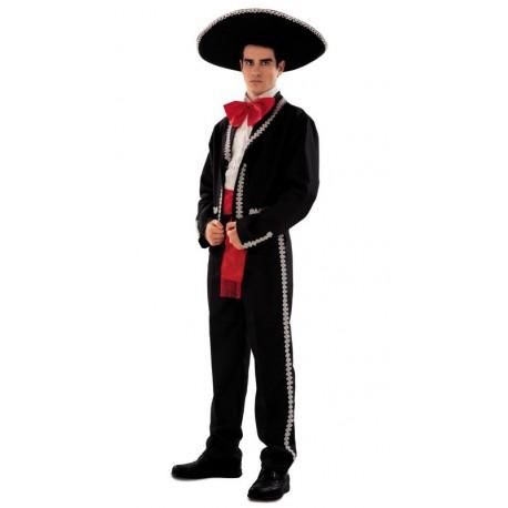 Disfraz de Mariachi Rojo