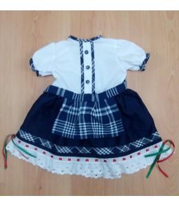 Vestido Arrantzale Cuadros