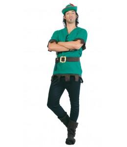 Disfraz de Arquero Robin Hood