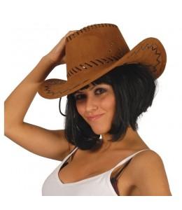 Sombrero Vaquero Marron
