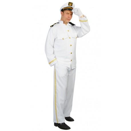 Disfraz de Capitan Crucero