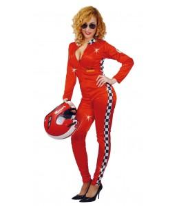 Disfraz de Piloto de Carresas Chica