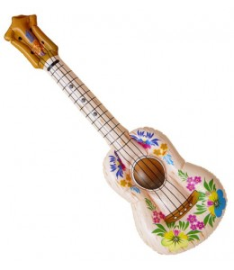 Guitarra Ukelele Inflable