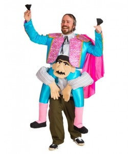 Kostüm Matador auf den Schultern