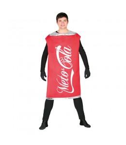 Disfraz de Refresco de Cola