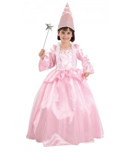 Disfraz de Hada Rosa Infantil