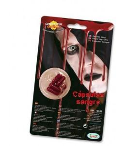 Capsulas de Sangre