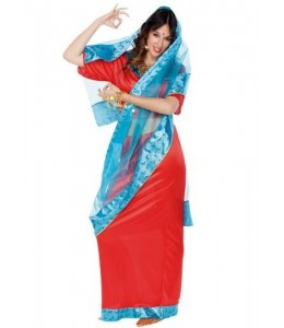 Disfraz de Chica Bollywood