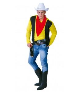 Disfraz de Vaquero Lucky Luke