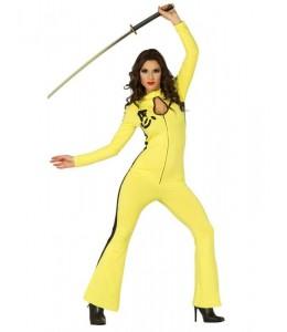 Disfraz de Kung Fu Chica