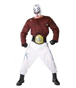 Disfraz de Campeon Lucha Libre