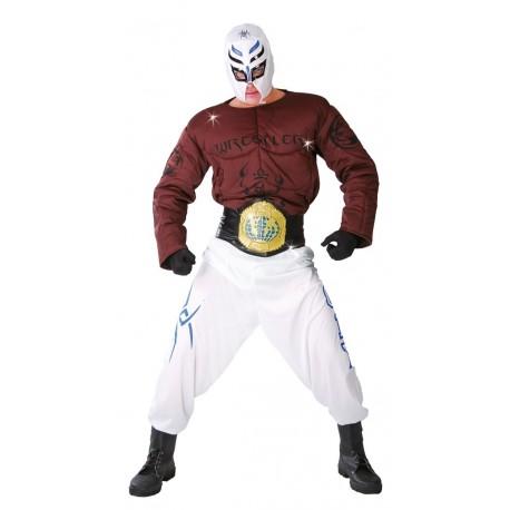 Disfraz de Luchador.