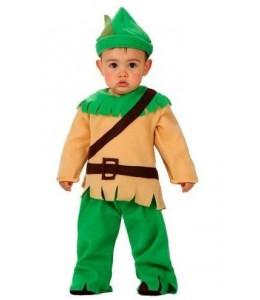 Disfraz de Ladron del Bosque Bebe